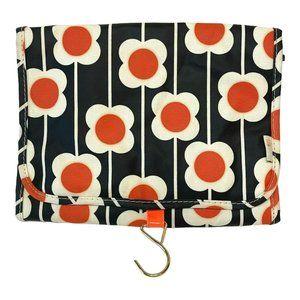 Orla Kiely Cosmetic Travel Hanging Toiletry Bag